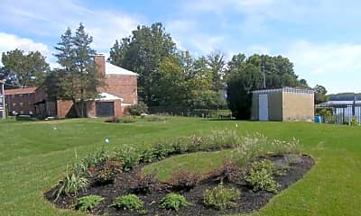 Landscaping, Delaview Apartments, 2