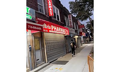 Community Signage, 131-13 Rockaway Blvd, 0