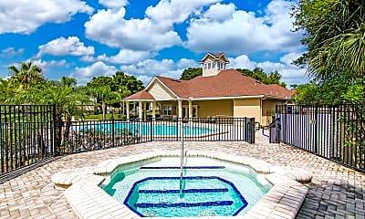 Pool, Casa Bella, 1