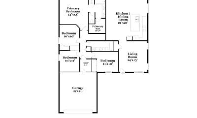 Building, 7868 W Krall St, 1
