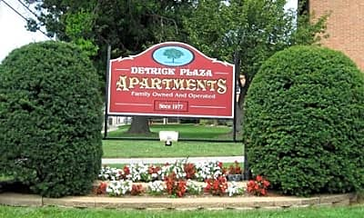 Detrick Plaza Apartments, 0