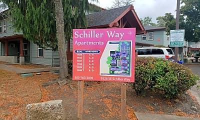 Schiller Way, 1