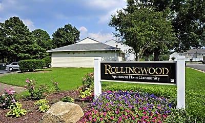 Community Signage, Rollingwood, 2