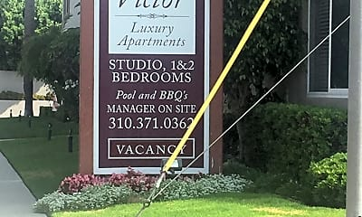 Victor Apartments, 1