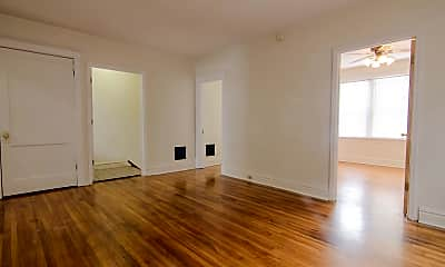 Living Room, 3652 Bates St, 1