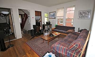 Living Room, 335 E Ann St, 1