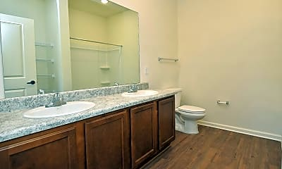 Bathroom, Heatherwood Senior Luxury Community, 2