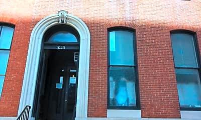 Building, 1023 St Paul St, 0