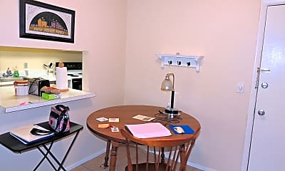 Dining Room, 230 Columbia Dr 207, 2