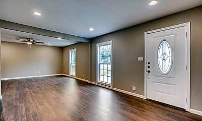 Living Room, 317 Motley St, 1