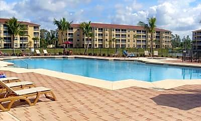 Pool, 8490 Kingbird Loop, 2