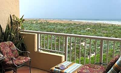 Patio / Deck, 257 Minorca Beach Way, 2