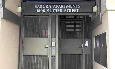 Sakura Crossing Apartments, 1
