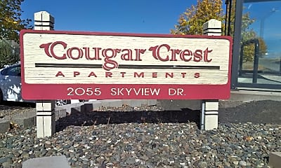 Cougar Crest Apartments, 1