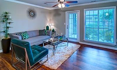 Living Room, Huntington Chase, 1