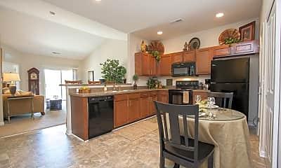 Kitchen, The Residences at Lancaster Ridge, 1