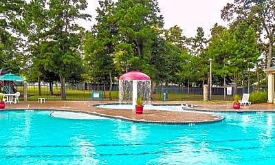 Pool, Grand Oaks Homes, 1