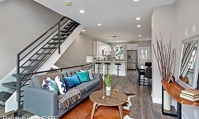 Living Room, 1343 N Newkirk St, 0