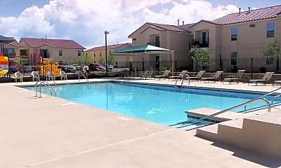 Pool, CrossPointe Apartments, 0