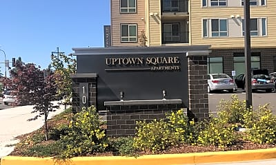 Uptown Square, 1