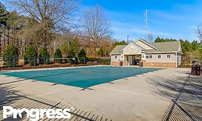 Pool, 164 Nacoochee Way, 2