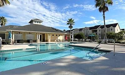 Pool, Summer Lake Villas, 0