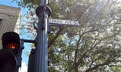 Community Signage, 350 Carolina Ave, 2