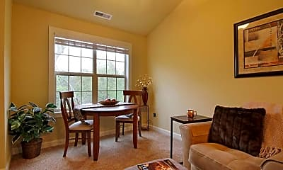 Living Room, Cambridge Place of Delafield, 1