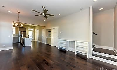 Living Room, 6817 Charlotte Pike, 1