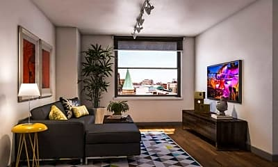 Living Room, Infinite Chicago, 1