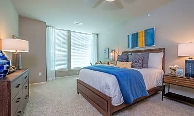 Bedroom, Apex on Quality Hill, 2