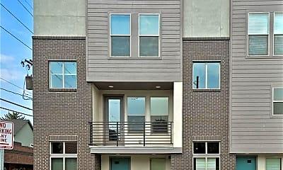Building, 2121 E 18th Ave, 1