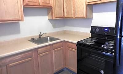 Kitchen, Colerain Woods, 2