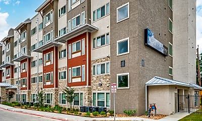 Building, Village at Roosevelt Apartments, 1