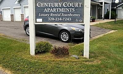 Century Court Townhome, 1