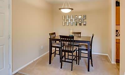 Dining Room, Johnston Creek Crossing, 2