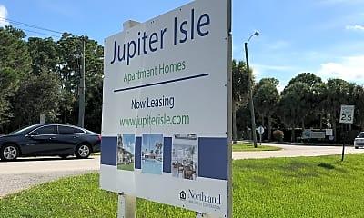 Jupiter Isle, 1