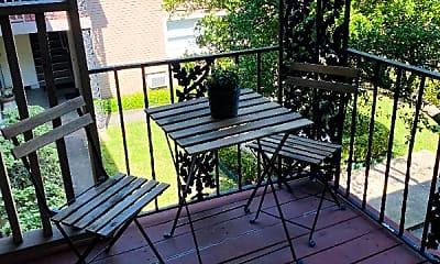 Patio / Deck, 3619 Garrott St, 1
