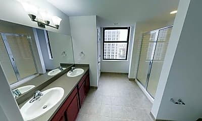 Bathroom, Realty Tower, 2