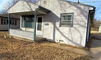 Building, 3420 W 10th St N, 1