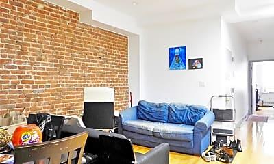 Living Room, 113 St Nicholas Ave, 1