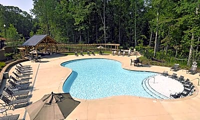 Pool, Trees of Newnan, 0