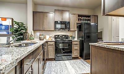 Kitchen, Overlook Exchange, 1