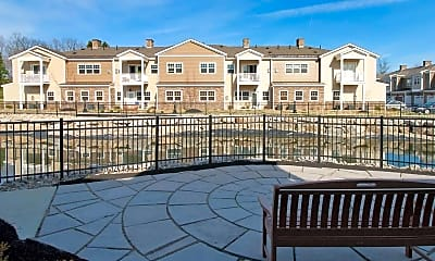 Patio / Deck, Park Place At Saratoga, 2