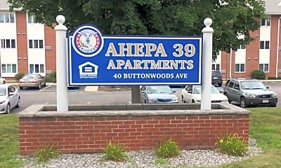 Ahepa 39 Apartments, 1