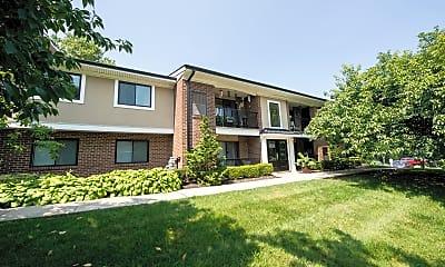 Building, Goshen Terrace Apartments, 1