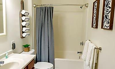 Bathroom, 500 West Franklin Avenue, 1