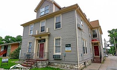 Building, 412 N 11th St, 1