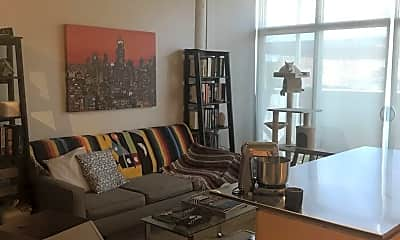 Living Room, 430 NW 12th St, 2