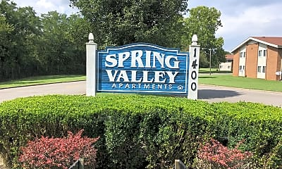 Spring Valley Apartments, 1
